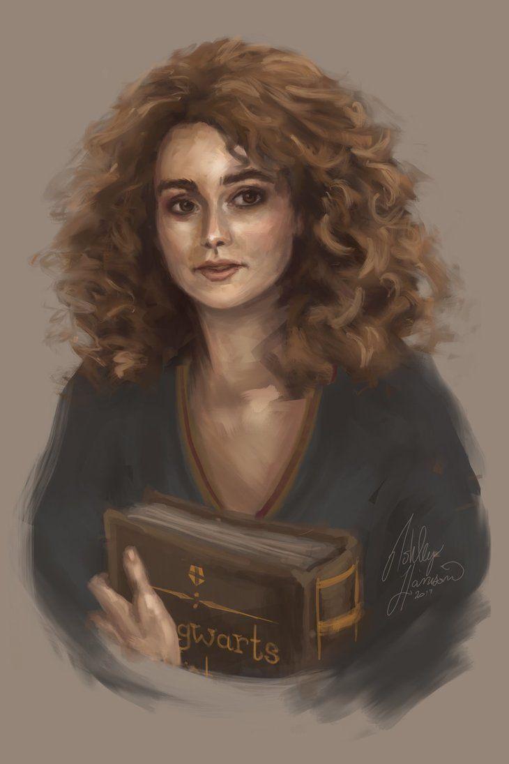 Miss Granger By Https Www Deviantart Com Asha47110 On Deviantart Harry Potter Fan Art Harmony Harry Potter Harry Potter Artwork