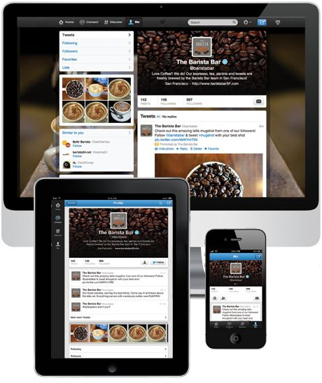 Profile pages · Twitter for Business: Twitter Headers, Business Cards, Twitter Adverti, Social Media, Advertising, Twitter Relea, Twitter Rolls, Media News, New Business