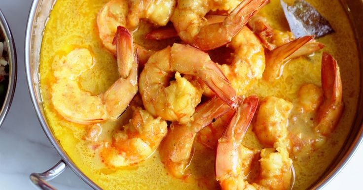 Fill the air with exotic aromas when you make this sensational prawn curry.