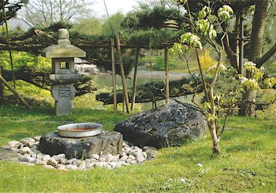Japanese Garden: Open from April 30th to June 10th 2012. Japansetuin.com