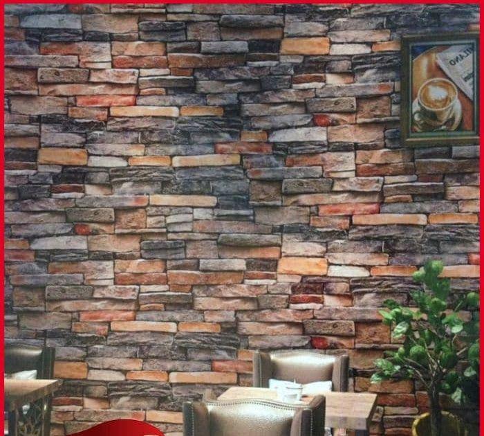 14 Gambar Wallpaper Batu Dinding Di 2020 Ruang Keluarga Mewah Dinding Dinding Penahan