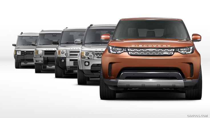 2018 Land Rover Discovery - Generations HD