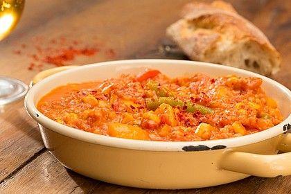 Vegan, basic chili   – Leichte Kost