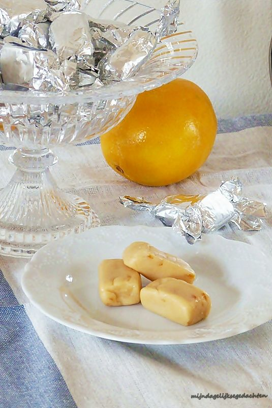 Honey Orange Cream Fudge/ Апельсиново-Медовые Конфеты Помадкa