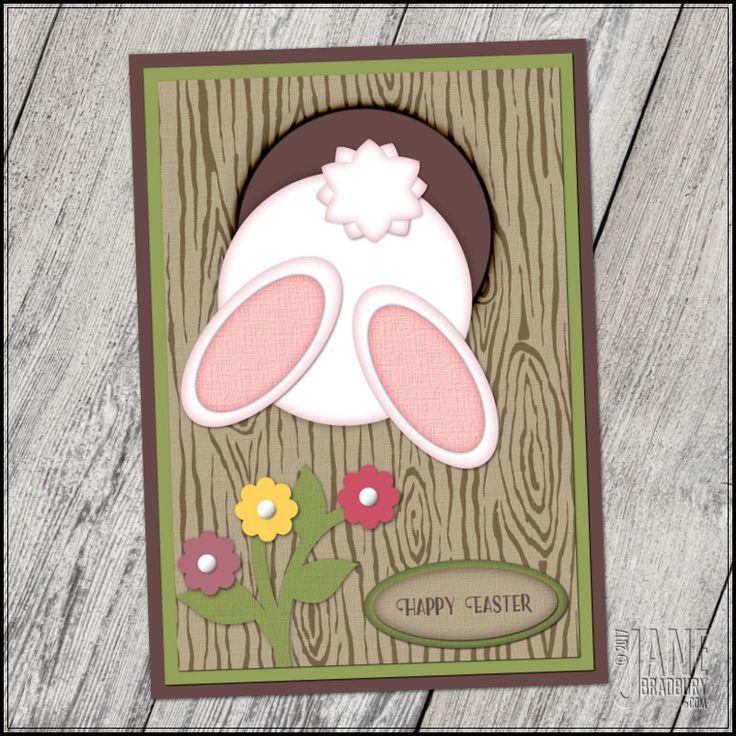 Happy Easter | PaintShop Pro/Silhouette Cameo project