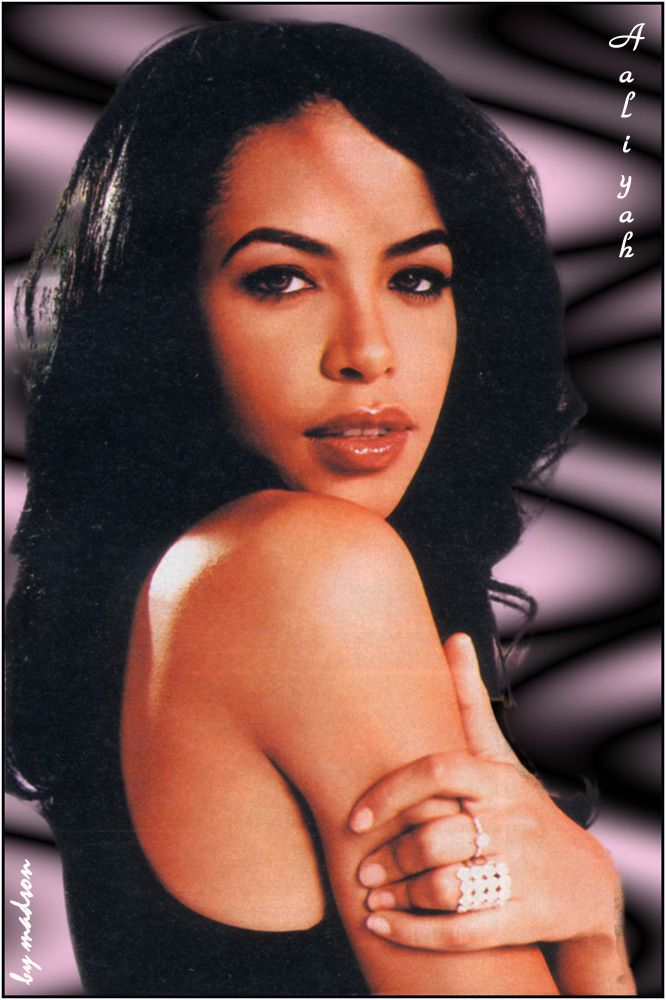 She was beautiful aaliyah