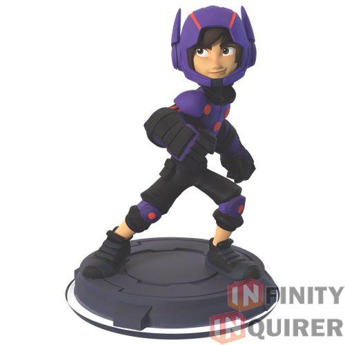 Disney Infinity 2.0 Figure: Hiro Hamada (Wave 2, Toy Box Only, Sold Separately)