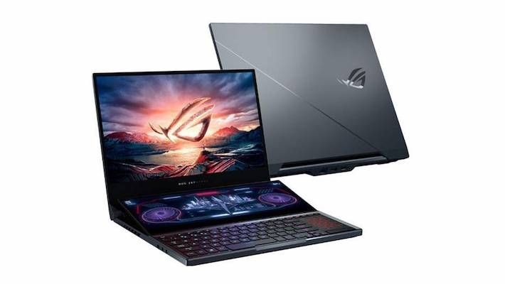 Asus Laptop Rog Terbaru Menggunakan Prosesor 10th Gen Intel Core X2122 H Series Laptop Led Komputer