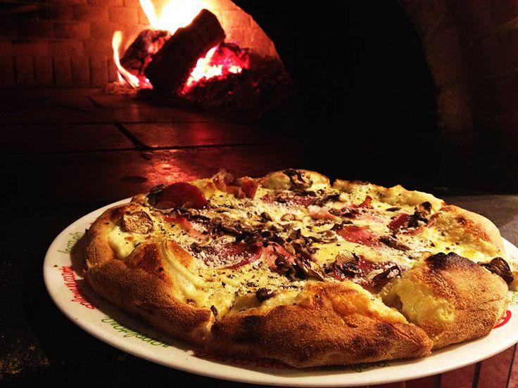 Pizzeria Romas κουκακι