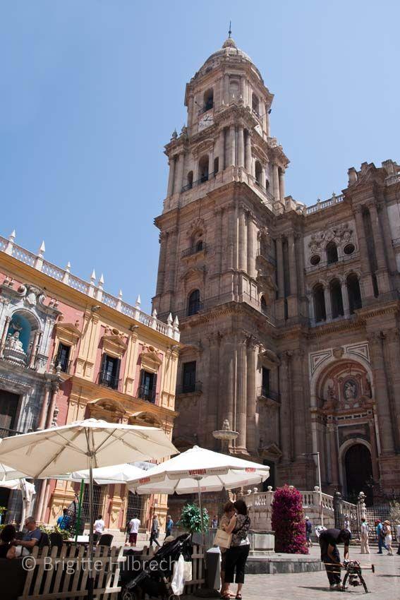 #Málaga #Churches #Cathedral #Travel #Guide All places of interest you'll find here: http://www.amazon.co.uk/M%C3%A1laga-Capital-Coast-Brigitte-Hilbrecht/dp/1517300533/ref=sr_1_1?s=books&ie=UTF8&qid=1456574193&sr=1-1&keywords=malaga