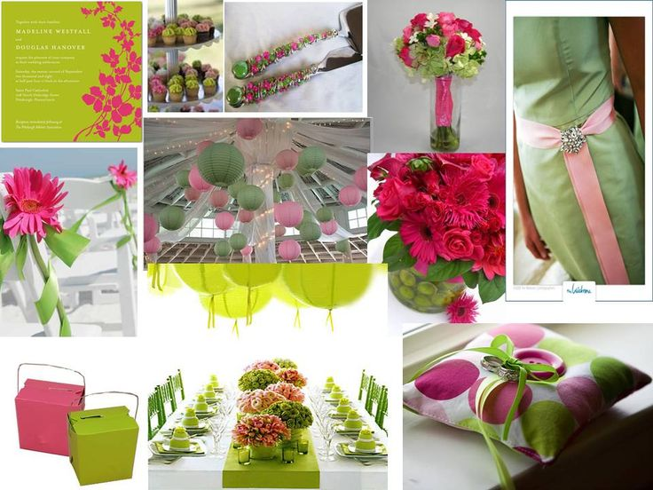 81 best wedding decorations images on pinterest weddings autumn pink and green wedding ideas pink and lime green wedding ideas hot pink and green wedding ideas pink and green wedding decoration ideas junglespirit Images