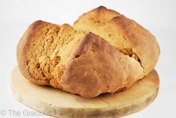Clean Eating Irish Soda Bread | Recipe