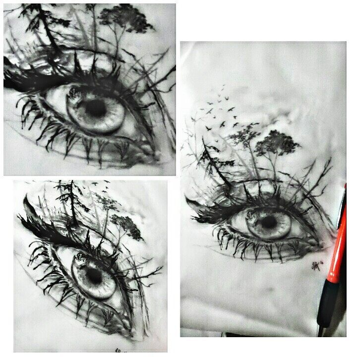 #Special..#eye sketch..#sketch #sketchoftheday #realistic #draw #drawing #drawings #art #artwork