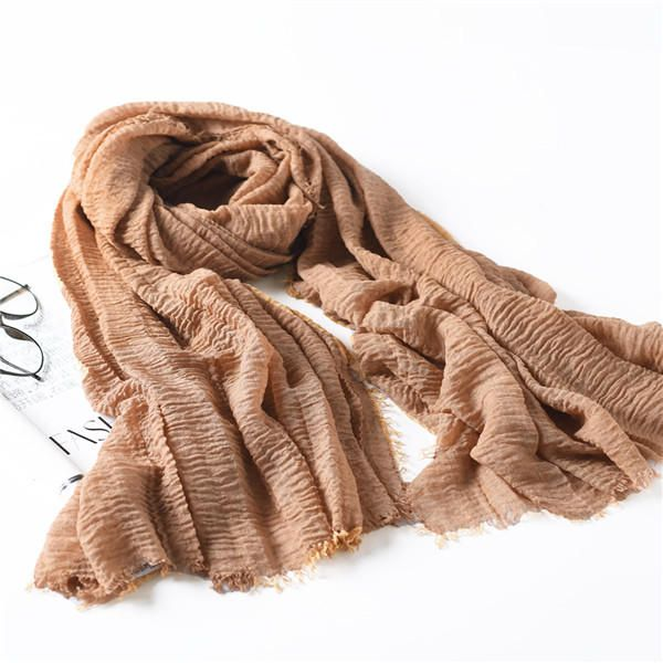 LYZA 200CM Winter Oversize Blanket Wrap Polyester Scarf Warm Shawl For Women Long Scarf at Banggood  #women  #fashion #accessories