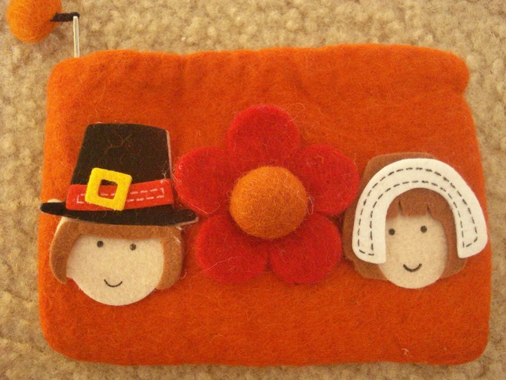 Thanksgiving Coin purse
