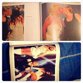 Madonna's Book