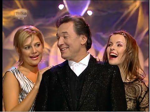 Karel Gott & 16 českých zpěvaček - Medley (kompletní verze) (2000)