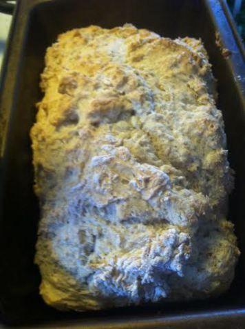 flat tire beer bread