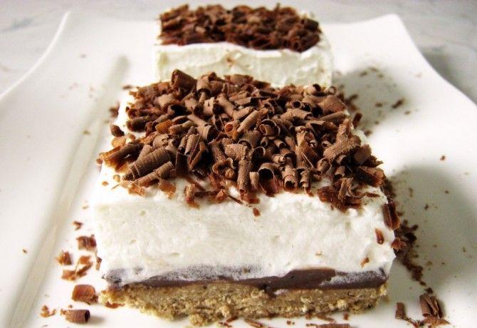 15 félórás pudingos finomság sütés nélkül