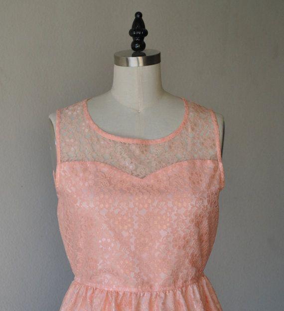 Dress Option 3  https://www.etsy.com/listing/171188849/provence-peach-custom-fit-peach-lace