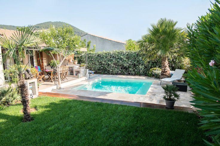 1000 id es sur le th me piscine coque sur pinterest piscine bois enterr e - Coque piscine carree ...