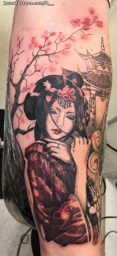 Tatuaje hecho por Beatriz Villacorta de Madrid (España). Si quieres ponerte en contacto con ella para un tatuaje/diseño o ver más trabajos suyos visita su perfil: https://www.zonatattoos.com/b__ Si quieres ver más tatuajes de geishas visita este otro enlace: https://www.zonatattoos.com/tag/208/tatuajes-de-geishas Más sobre la foto: https://www.zonatattoos.com/tatuaje.php?tatuaje=110050