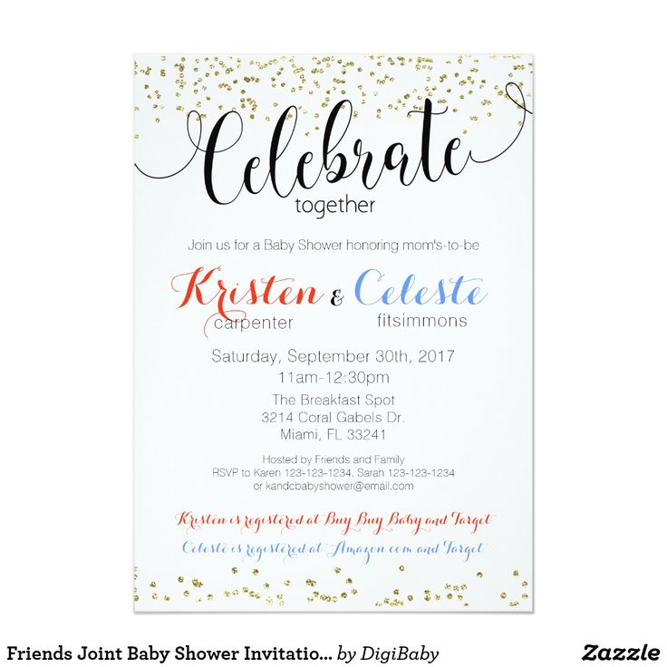 365 best Baby Shower Invites, Ideas and Inspiration images on ...
