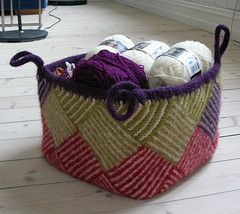 another yarn basket