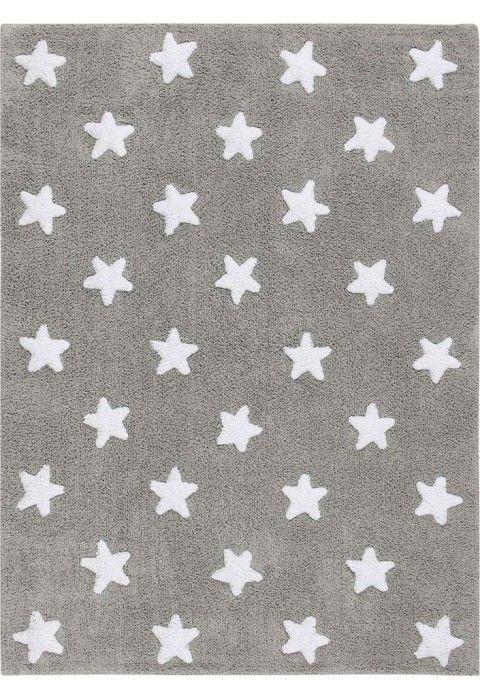 Stars Grey-White