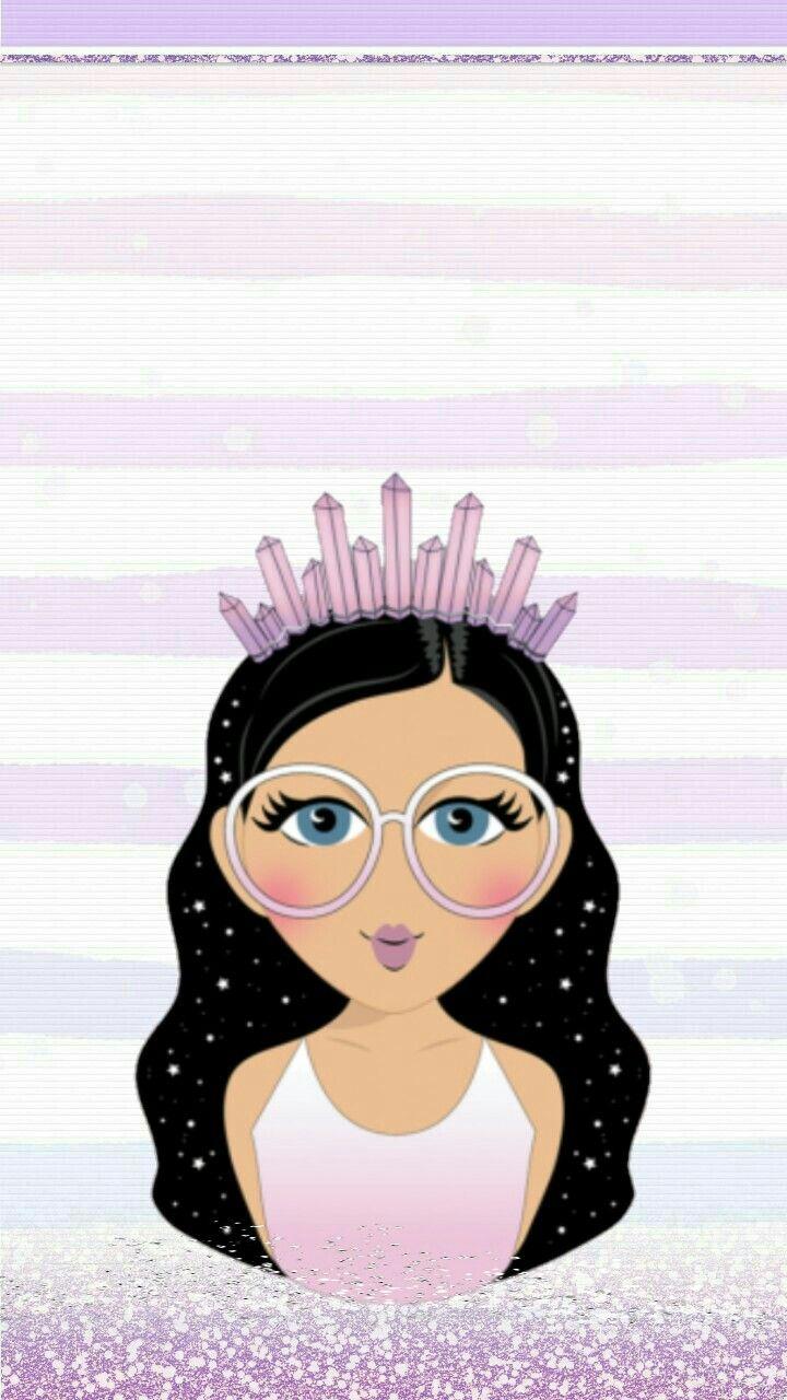 Epingle Par Rose Noiire Sur Illustrations Avec Images Fond Ecran Adolescente