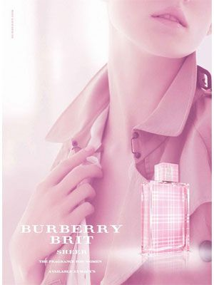 Burberry Brit- Sheer