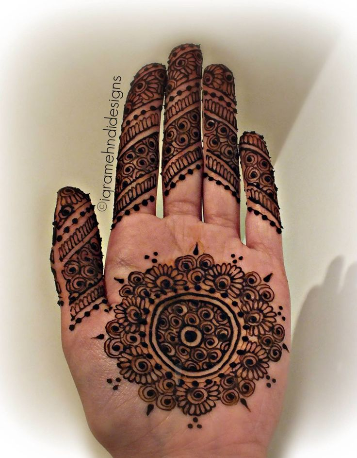 Inspired by Henna Bliss