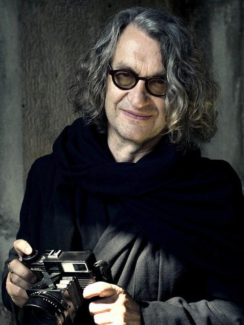"Ernst Wilhelm ""Wim"" Wenders (b 14 August 1945) German film director playwright author photographer & producer....♔..."