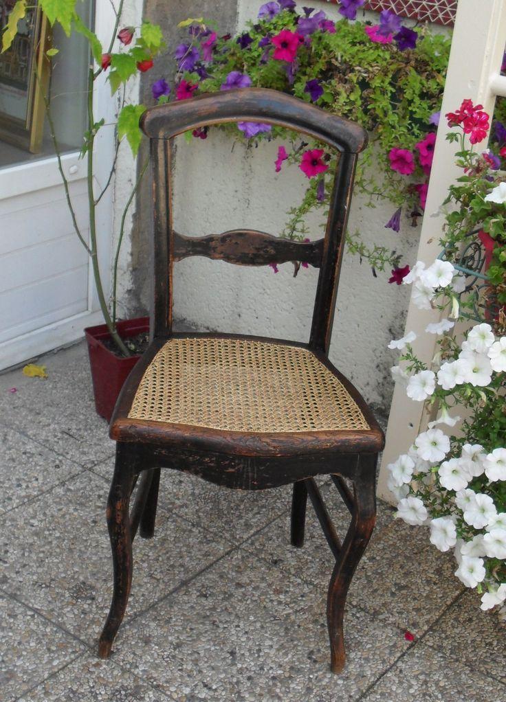 1000 id es sur le th me fauteuil cabriolet sur pinterest for Renover une chaise medaillon