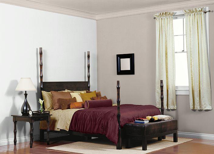 Die besten 25+ Wandfarbe cappuccino Ideen auf Pinterest Farbe - schlafzimmer braun beige
