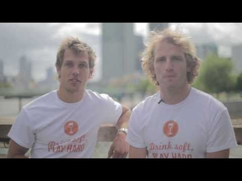 Fremantle stars Matt De Boer and David Mundy are seven days into their FebFast challenge and are yet to encounter any hiccups. FebFast has challenged footy and netball teams from around the country to make a commitment to their health for the month of February in an effort to kick-start their 2014 seasons. Participants can take 28 days off alcohol, sugar, caffeine or time out from digital screens while raising money for charities that support vulnerable young people.