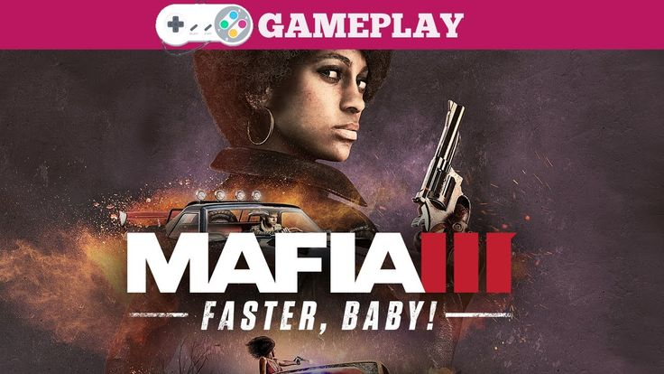 Mafia III Faster, Baby! gameplay