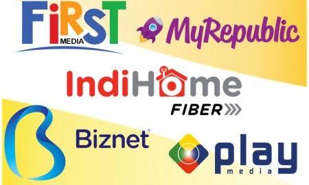 Perbandingan Harga Tarif Internet Fiber Rumahan