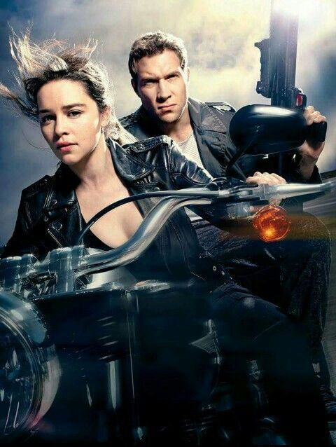 17 best images about terminator on pinterest arnold - Sarah connor genisys actress ...