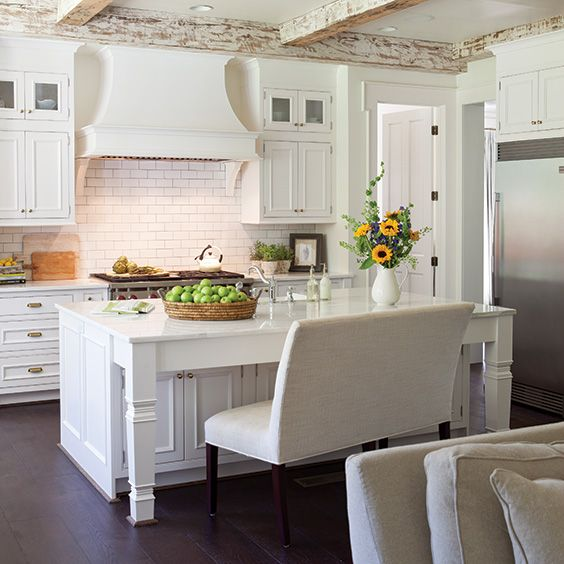 2 Modern Kitchen Designs In White And Red Colors Creating: Best 20+ Elegant Kitchens Ideas On Pinterest