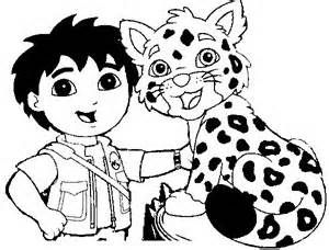 12 best Nick Jr coloring pages images on Pinterest | Coloring ...