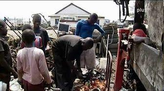Agbogbloshie - Elektroschrott in Ghana bei WDR Planet Wissen