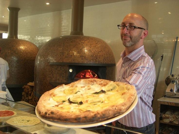 Frisco, Texas: Pizzeria Testa Napoletana Restaurant