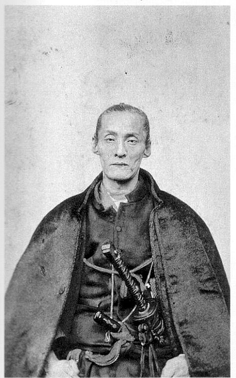 "Saburosuke Nakajima, born in Uraga, he was a trained ship builder, he was one of the samurai who boarded Commodore Matthew Perry.'s ship in 1853. His detailed observation of the ships' interior allowed him to build a Western-style warship. Nakajima set up Japan's first real shipbuilding works and set to work. ""The three-masted barque, called the Ho-o Maru, was completed in just six months and is testament to the extent of the knowledge and expertise in shipbuilding Nakajima had acquired."