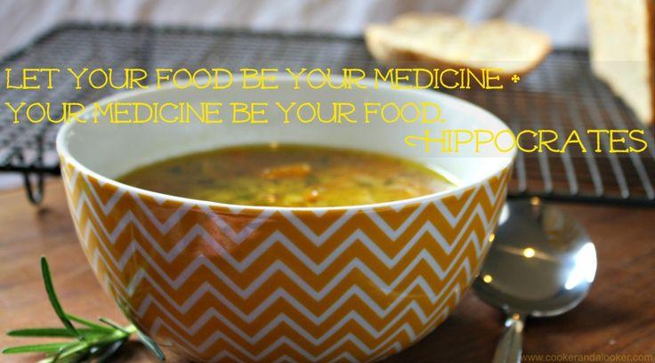 La Sopa de Hipócrates (parte de la terapia Gerson) La Sopa de Hipócrates es parte de la Terapia Gerson inventado por el Dr. Max Gerson . La dieta de Gerson se le atribuye la curación de muchas personas a causa de enfermedades terminales como el cáncer , la tuberculosis , la diabetes , la artritis ...