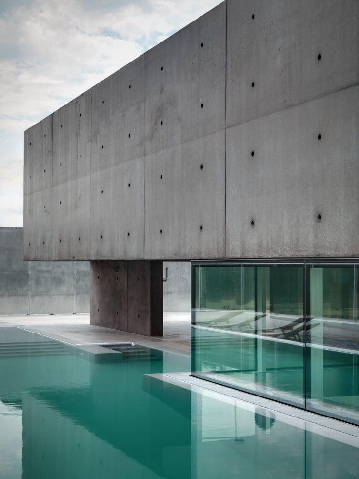 Fesselnd 77 Best Concrete Architecture Images On Pinterest Architecture   Moderne  Kuchenwande Glas Gestalten