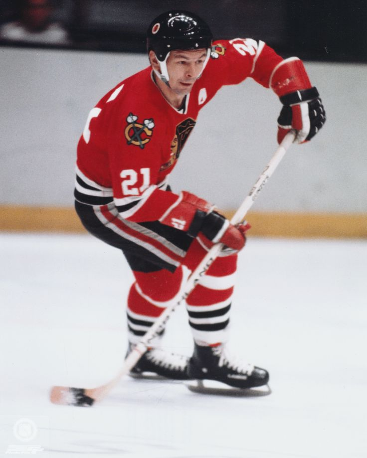 Stan Mikita - Chicago Black Hawks - NHL Hockey Pictures & Autographs