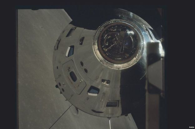 Foto: Nasa/Project Apollo Archive