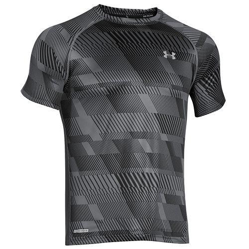 Under Armour HeatGear Flyweight Short Sleeve T-Shirt
