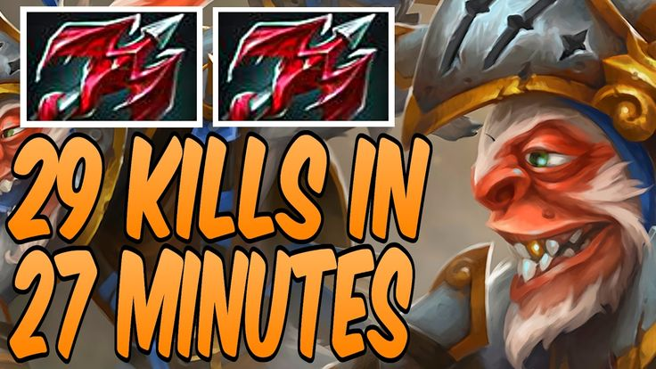 Yuno Meepo 8000 MMR - Dota 2 Full Game - 29 KILLS IN 27 MINUTES